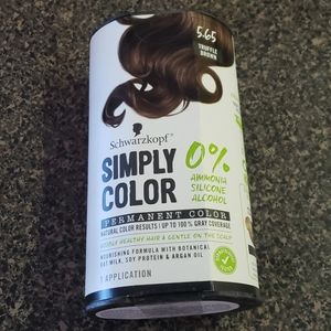 Schwarzkopf Simply Color Hair Dye Truffle Brown